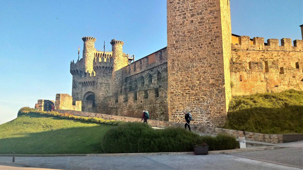 Castillo de los Templarios - Ponferrada