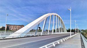 Puente del Centenarrio en Ponferrada
